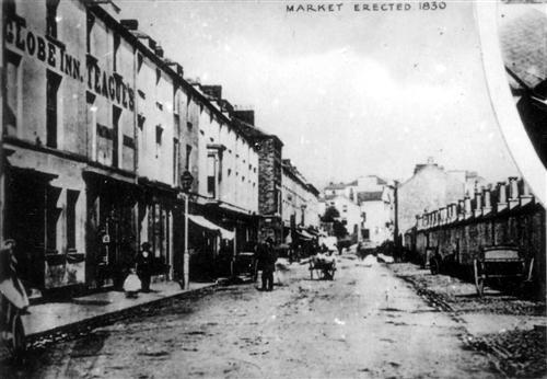 Oxford Street – Swansea Market 1830