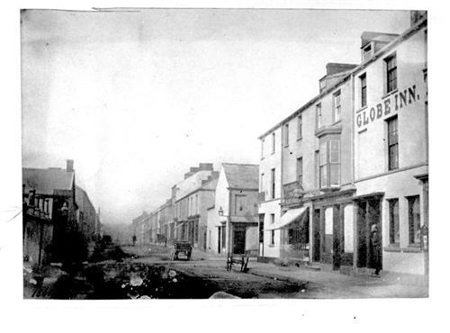 Oxford Street/Union Street Corner