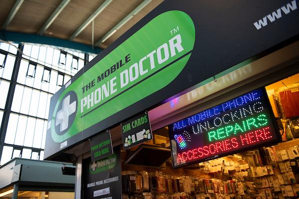Timpsons Phone Repair Cost >> The Phone Doctor Swansea Indoor Market
